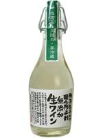 勝沼生まれの 無添加 生ワイン(白)